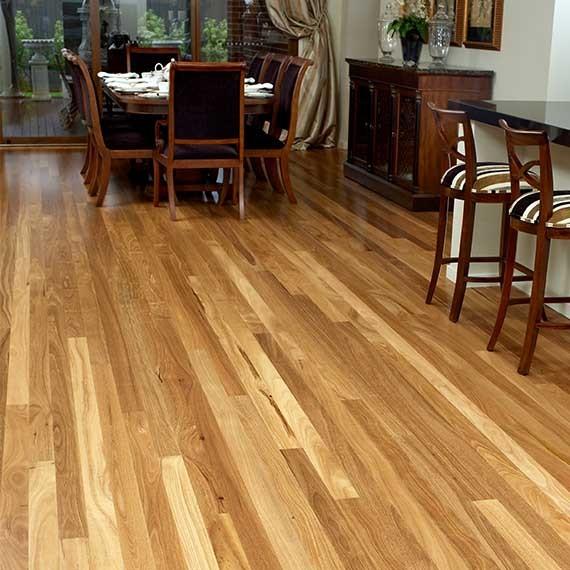 Solid Raw Timber - Tallowwood