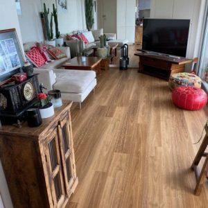 Stone Floor - Timber