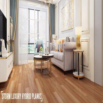 Storm Luxury Hybrid Plank